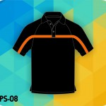 Kaos Polo Shirt C59 Reglan PS-08
