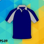 Kaos Polo Shirt C59 Reglan PS-09