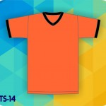 Kaos Oblong C59 V-Neck TS-14