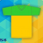Kaos Oblong C59 V-Neck TS-15