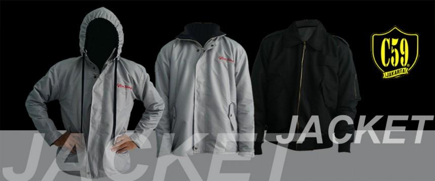 Katalog Jaket Custom Made C59 Jakarta