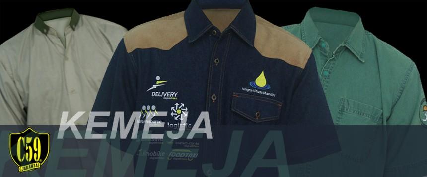 Katalog Kemeja Shirt Custom Made C59 Jakarta