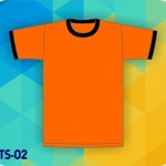 Kaos Oblong C59 Round Neck TS-02
